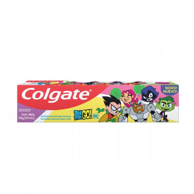 COLGATE DENT KIDS TITANX 60GR