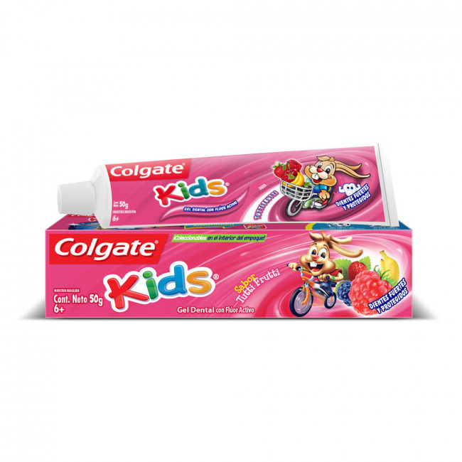 COLGATE DENT KIDS TUTTIX 50GR