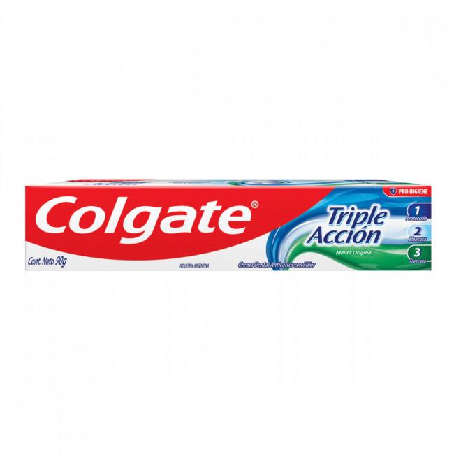 COLGATE DENT T/ACC T/PRX 90GR