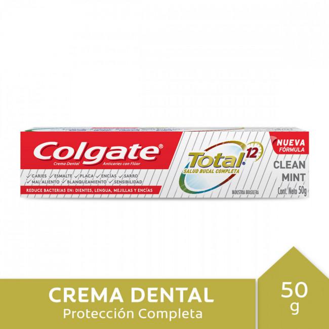 COLGATE TOT12 DENT CL.MINX 50