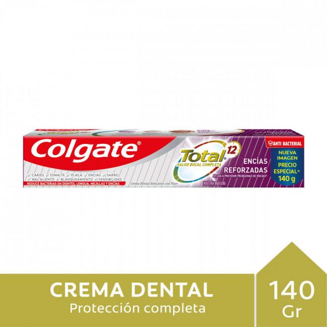 COLGATE TOT12 DENT E/REF X140