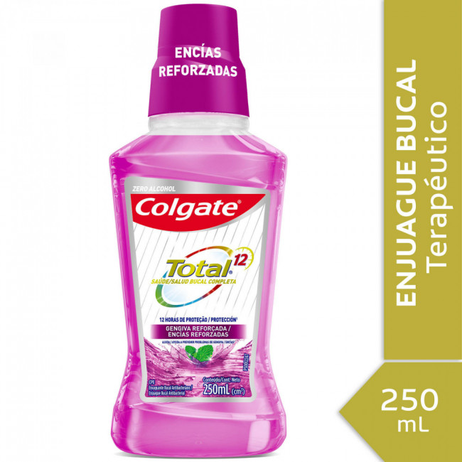 COLGATE TOT12 ENBU E/REF X250