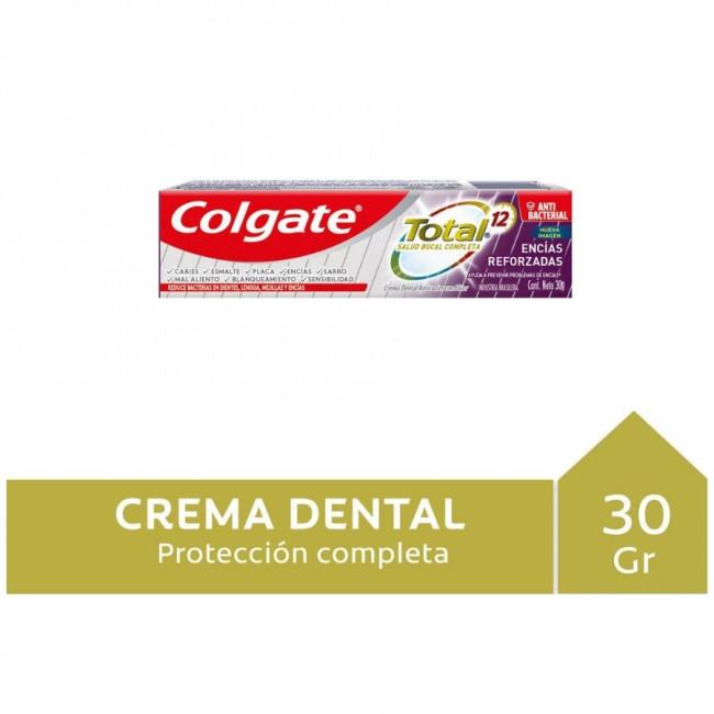 COLGATE TOTAL 12 ENCIASX 30GR