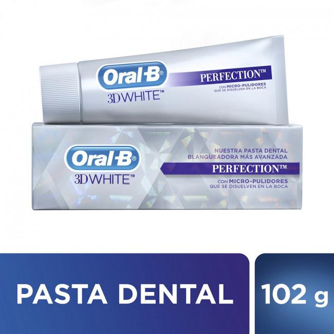 ORAL B DENT 3D WHITE PERFX100