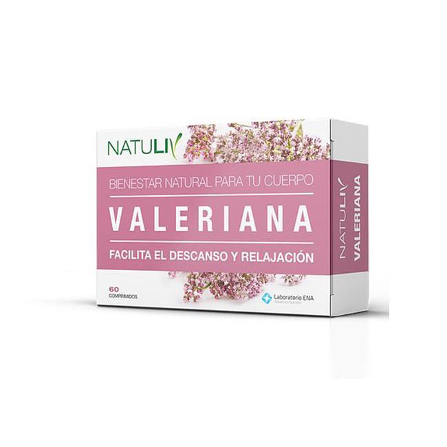 NATULIV VALERIANA COMP   X 60