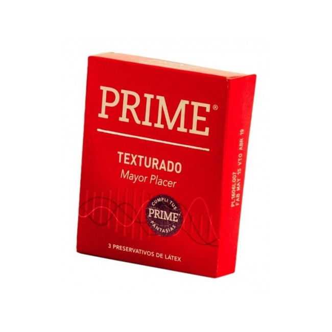 PRIME PRE TEXTURADO       X 3
