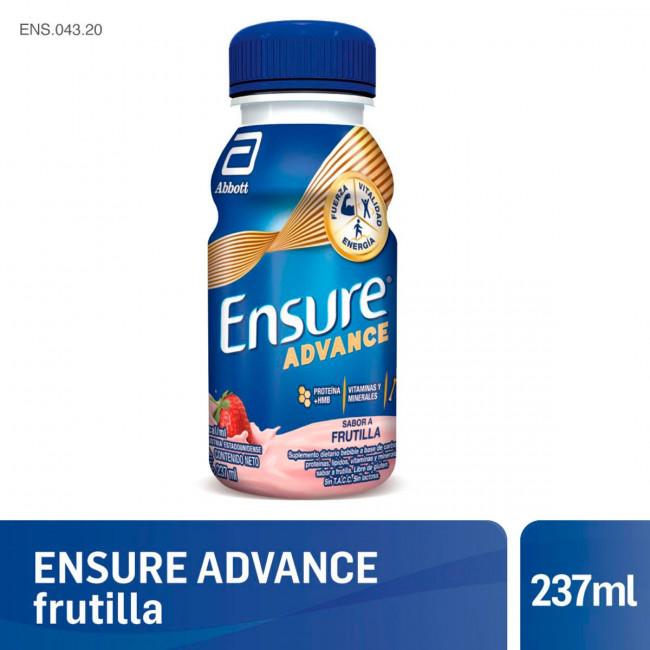 ENSURE ADVANCE SHAKE FRX237ML