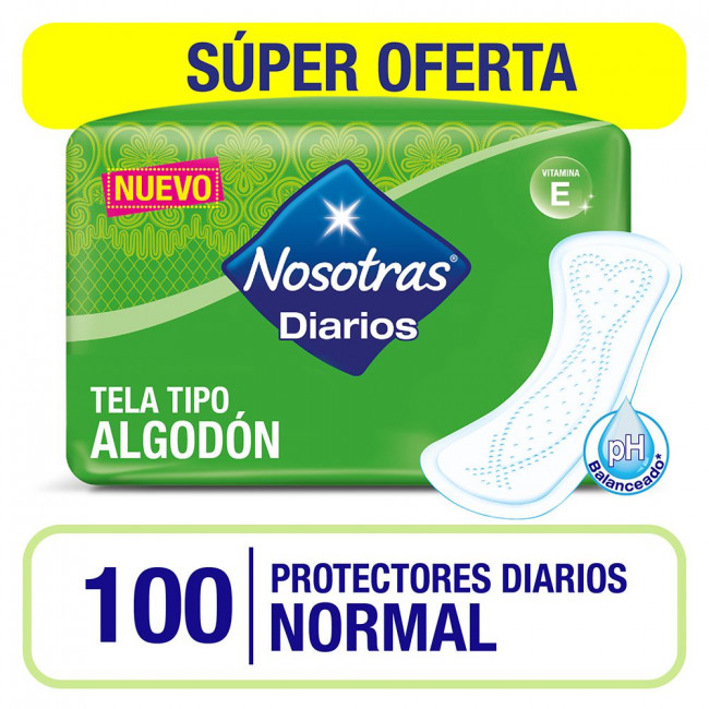 NOSOTRAS PROT DIARIOS X100
