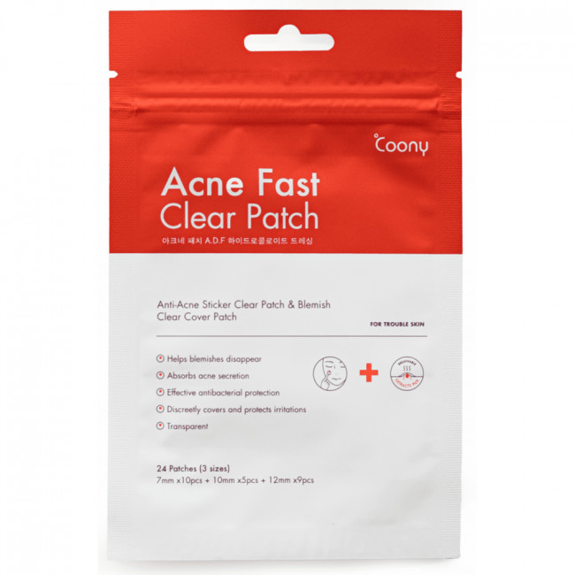 COONY MASC FAC ACNE FAST CX24