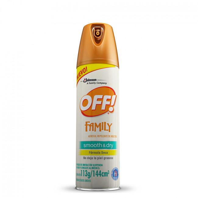 OFF FAMILY AERO SECO REP X113