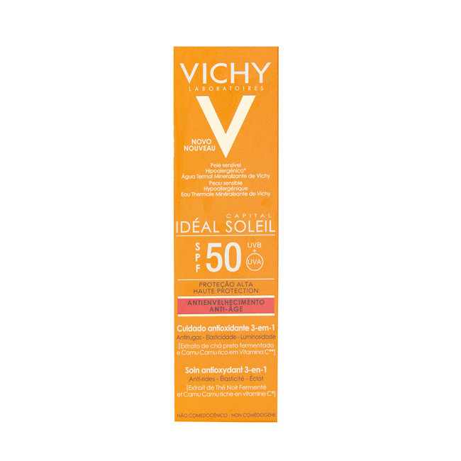 VICHY SOL 50 ANTI EDAD X50