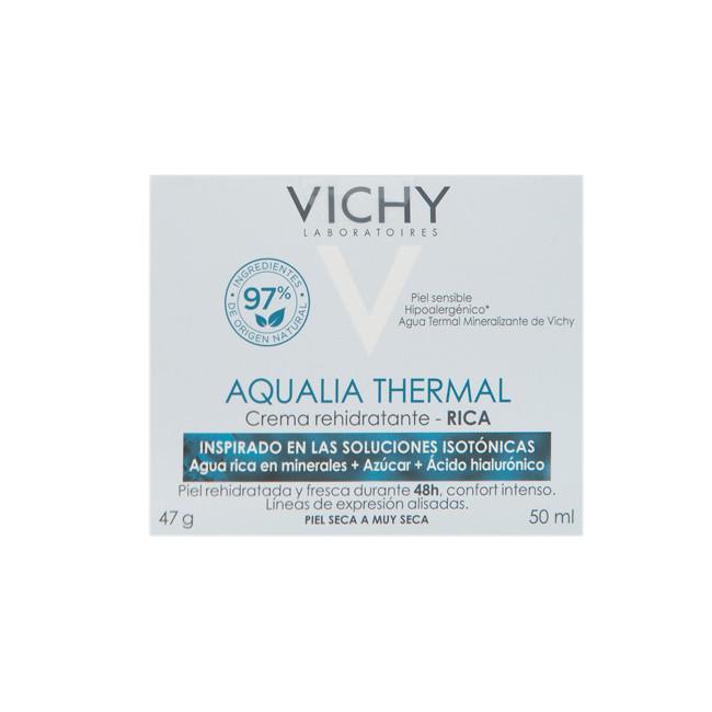 VICHY AQUALIA CR RICHE   X 50