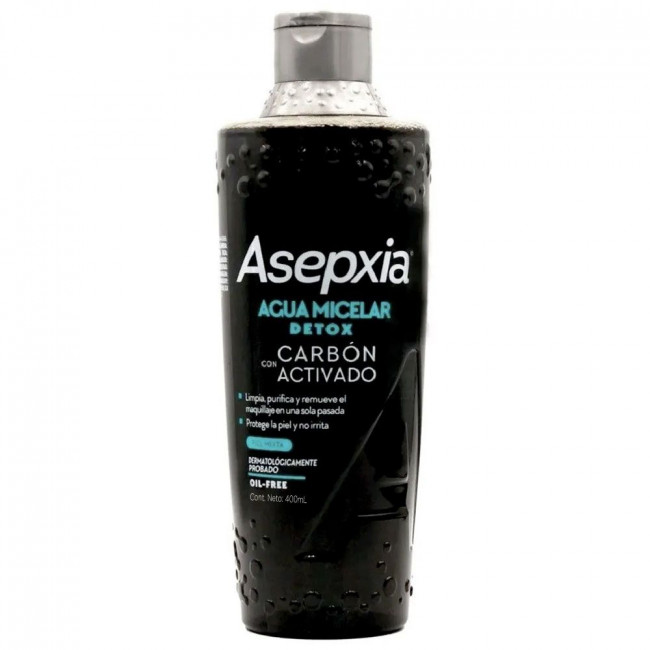 ASEPXIA AGUA MICELAR CARBX200